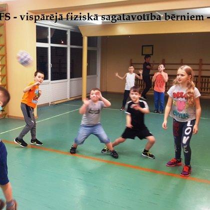 Vispārējā fiziskā sagatavotība bērniem - VFS